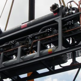 Carrier Water Cooled Reciprocating Chiller