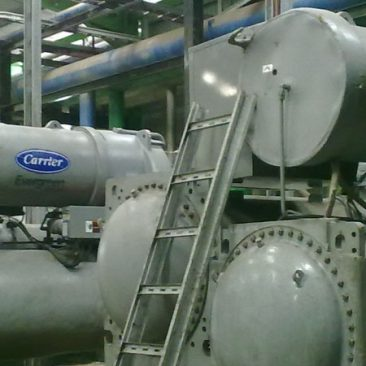 Carrier Centrifugal Chillers