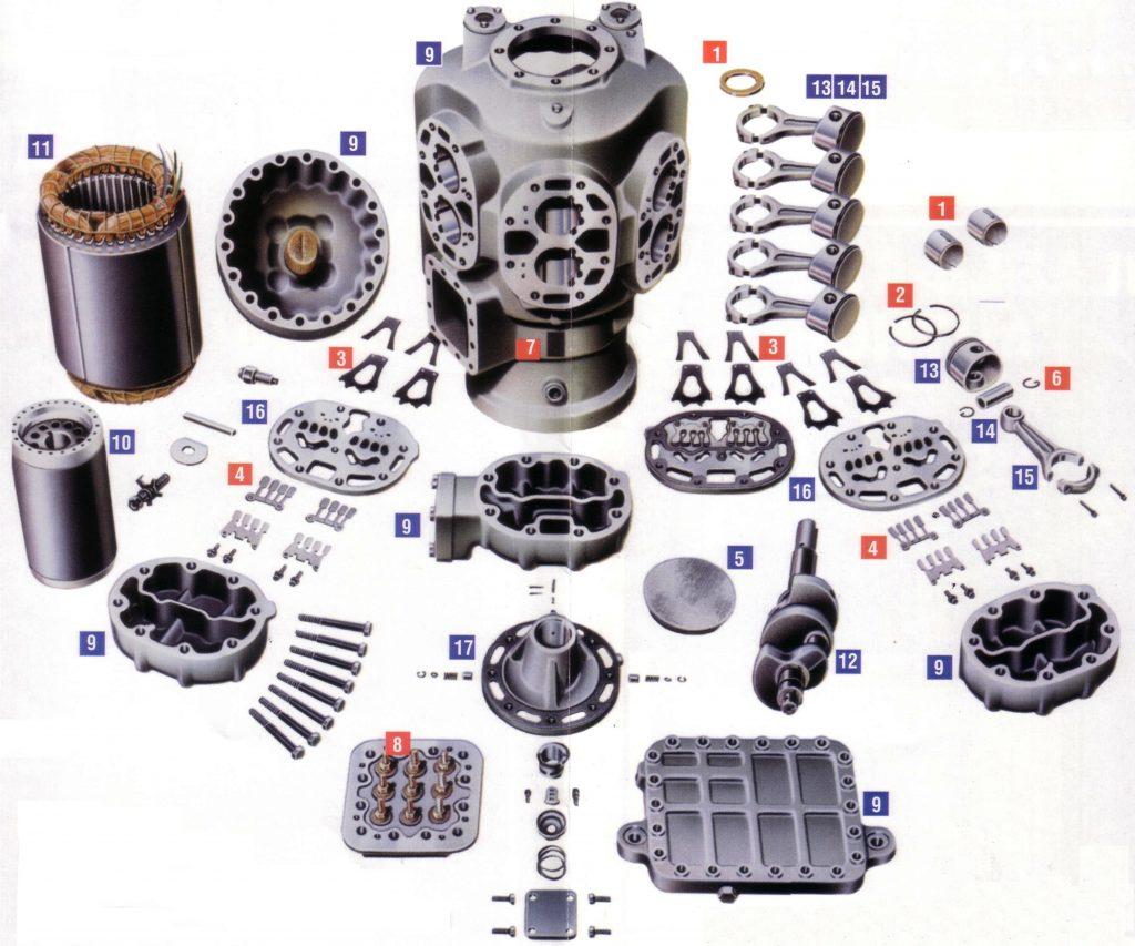 Carrier Parts2