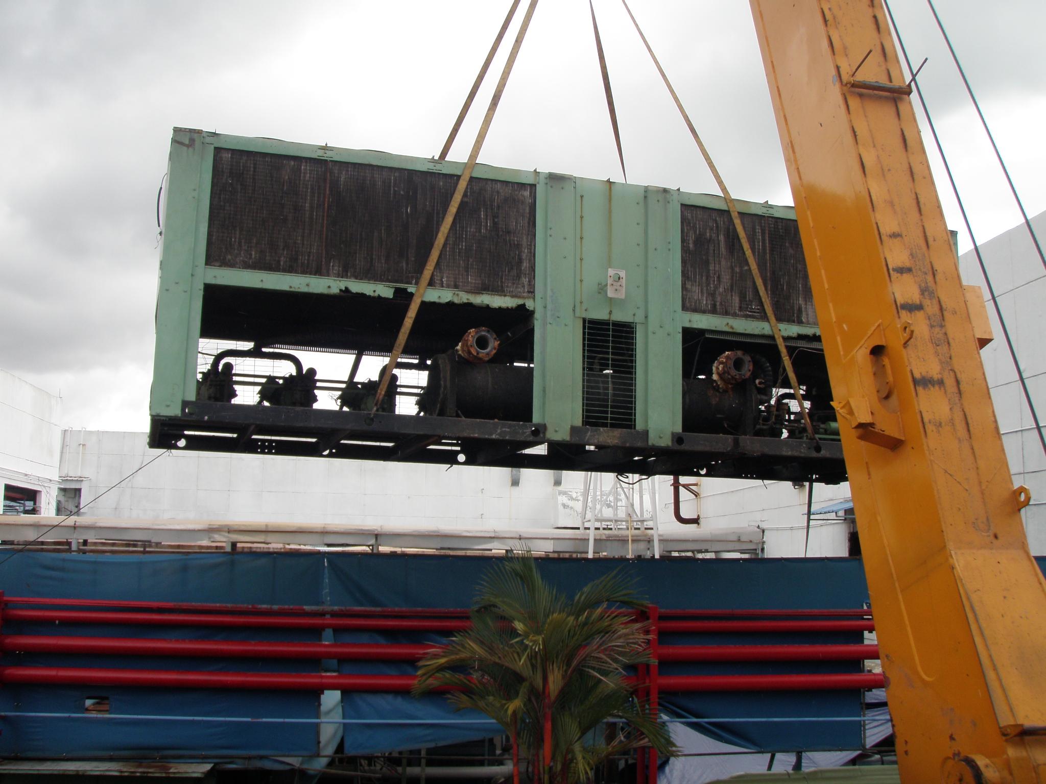 Hoisting Carrier
