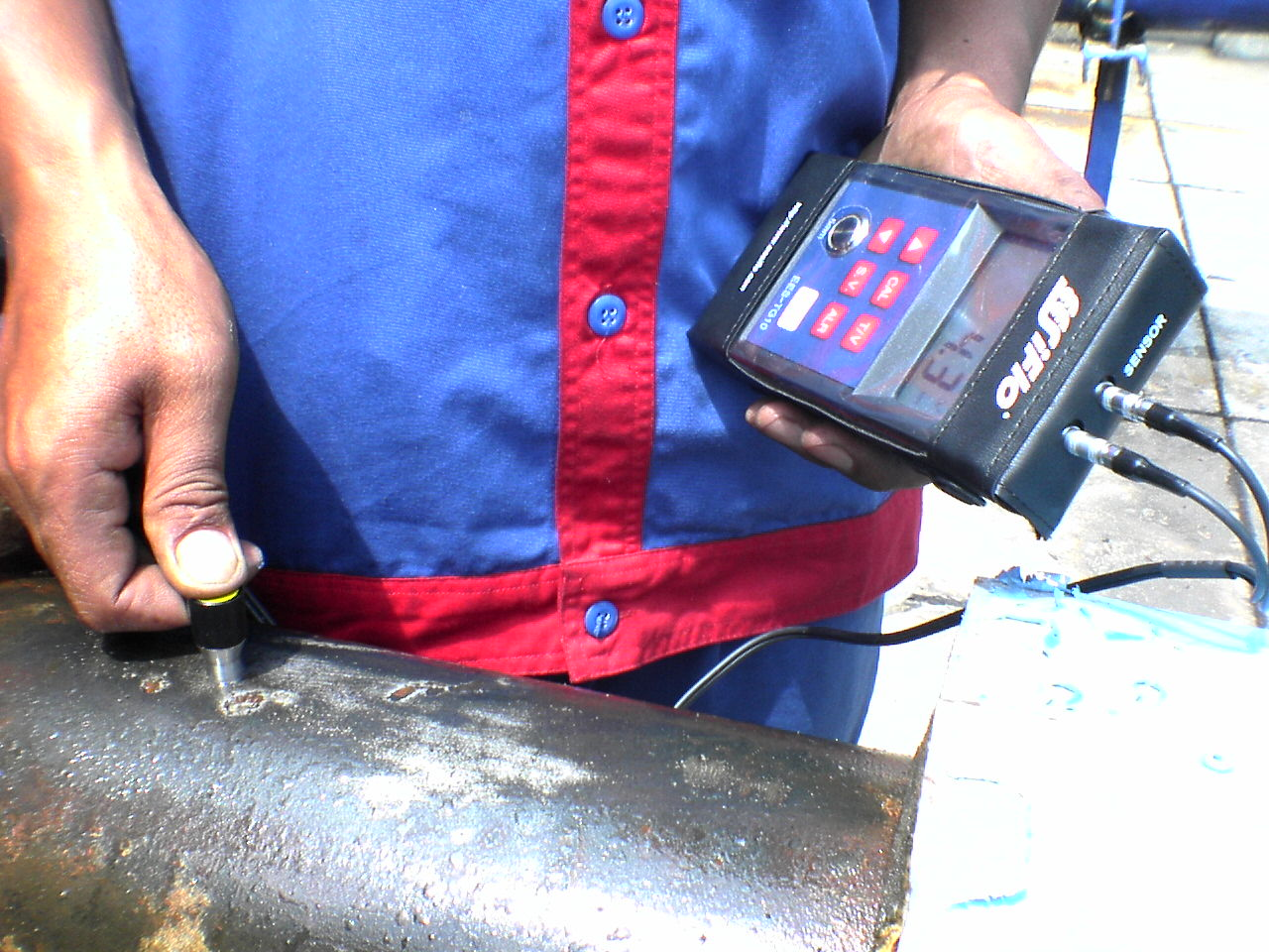 Pipe Thickness Measurement2